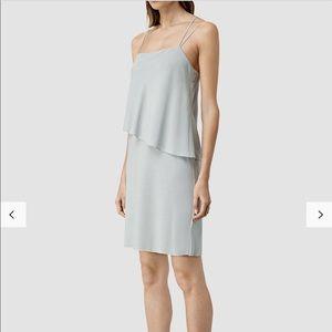 Allsaints silk dress